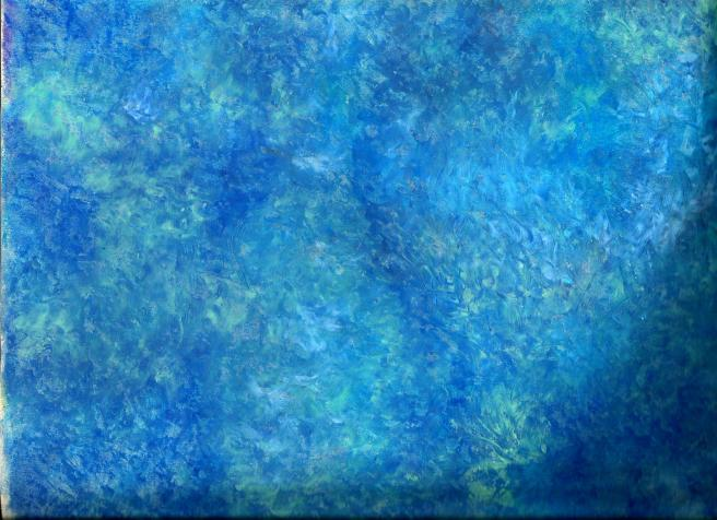 untitled blue #1